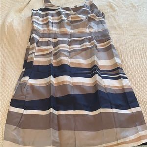 Banana Republic fit and flare dress size 16 tall